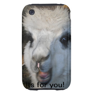 Its for you! iPhone 3 tough covers
