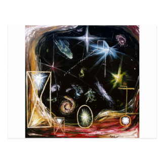 It's Full Of Stars - Custom Print! Postcard