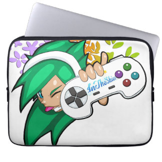 "ITS GamerGirl 13"" Laptop Sleeve"
