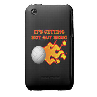 Its Getting Hot Out Here iPhone 3 Case