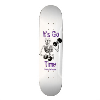 It's Go Time Skateboards