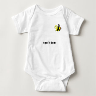 its good to bee me baby bodysuit