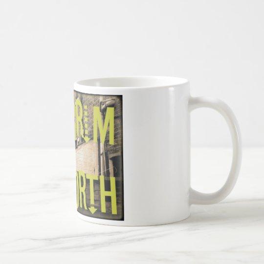 It's Grim Up North Coffee Mug