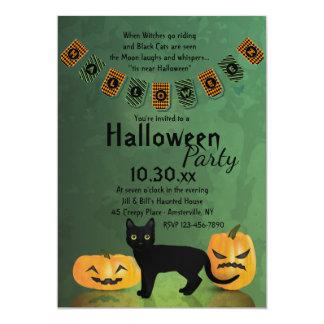 It's Halloween Invitation