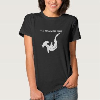 It's Hammer Time Shark Shirt
