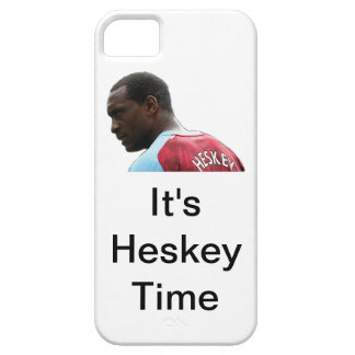 It's Heskey Time iPhone 5 Case