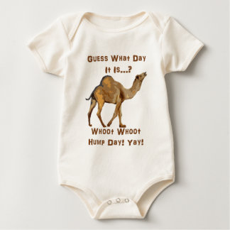 Its Hump Day Baby Bodysuit