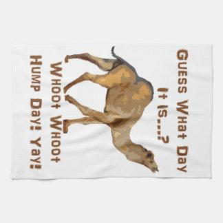 Its Hump Day Tea Towel