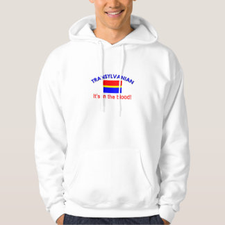 It's In The Blood! Hoodie