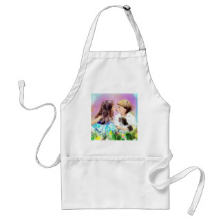 its in the giving aprons
