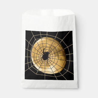 It's Just A Spider Halloween Favor Bags