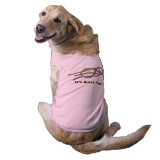 It's Knot Hard - Pet Clothing