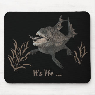 It's life template mouse mat