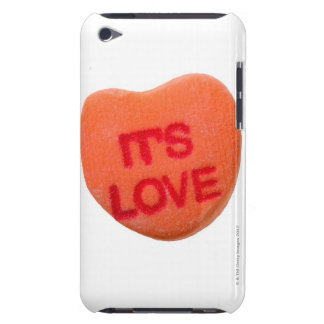 It's love candy heart iPod touch covers