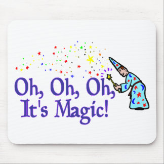 It's Magic Mouse Mat