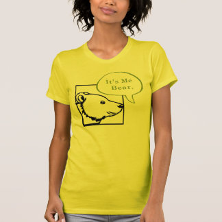 It's Me Bear Illustration, T-Shirt