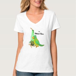 It's Millet Time Parrot T-Shirt