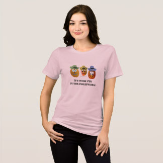 It's more FUN in the Philippines - Cool Hats T-Shirt
