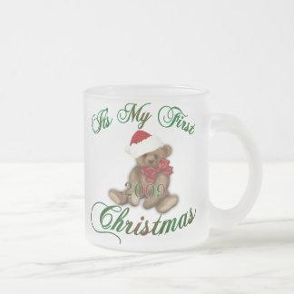 Its My 1st Christmas Mugs