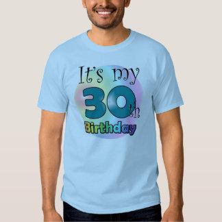 It's my 30th Birthday (Blue) T-shirt