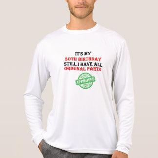 It's My 30th Birthday T Shirt