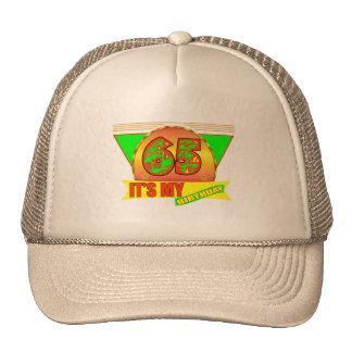 It's My 65th Birthday Gifts Trucker Hat