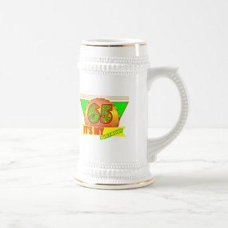 It's My 65th Birthday Gifts Mug