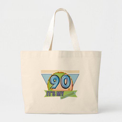 It's My 90th Birthday Gifts Bags