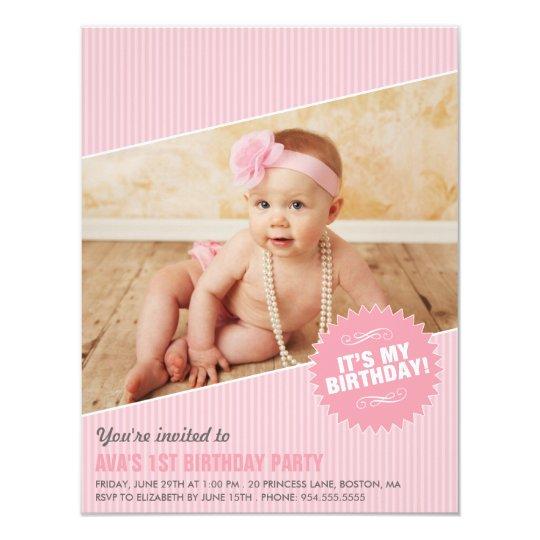 IT'S MY BIRTHDAY! CARD