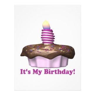 Its My Birthday Flyer