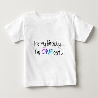 Its My Birthday Im One durful Tshirts
