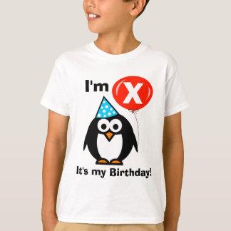 It's my Birthday t shirt for kids | Custom age