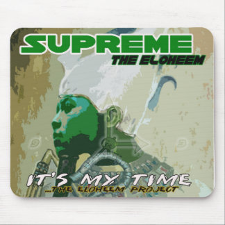 Its My Time  LP Cover Mouse Pad