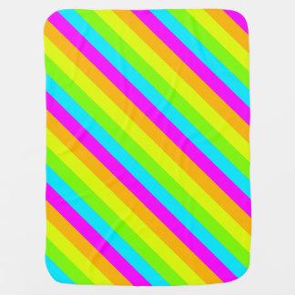 It's Neon, Baby Fleece Blanket