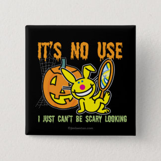 It's No Use 15 Cm Square Badge