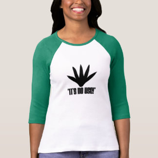 IT'S NO USE SILVER WOMEN'S BELLA RINGER SHIRTS