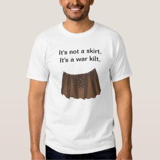 It's not a Skirt Tshirt