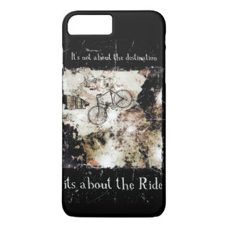 It's not about the destination...iphone case