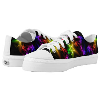 Its Not Cool To Be Cruel Star Low Tops Printed Shoes