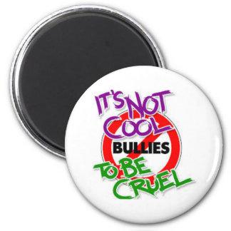 It's Not Cruel Standard, 2¼ Inch Round Magnet