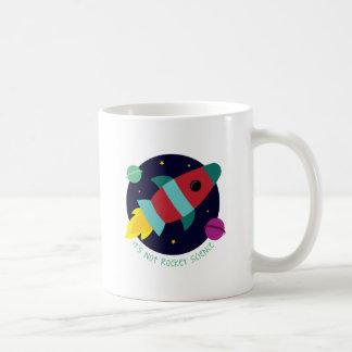 Its Not Rocket Science Basic White Mug