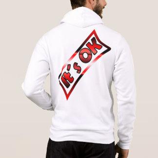 its okay hoodie
