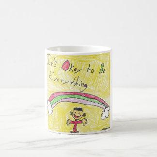 It's Okay to Be Everything Mug