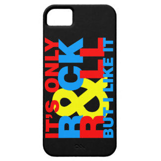 It's only rock & roll but I like it. iPhone 5 Cover