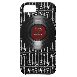 it's only rock'n' roll iPhone 5 cover