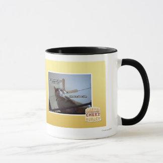 It's past my dinner time mug