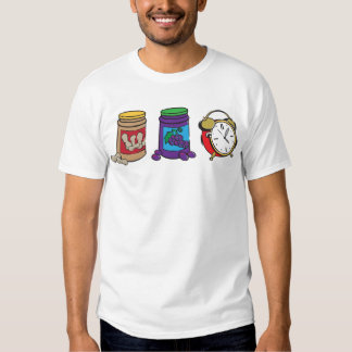 It's Peanut Butter Jelly Time! Tshirts