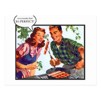 """It's Perfect!"" Postcard"