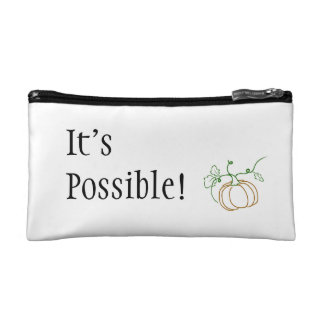 It's Possible Travel Bag Makeup Bag