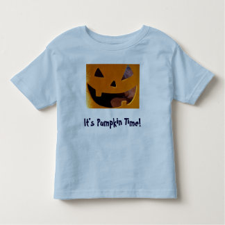 It's Pumpkin Time! Toddler T-Shirt